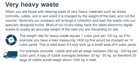 Get Rid of Heavy Waste around SE16